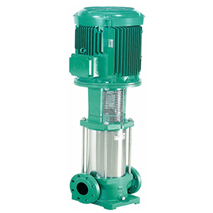 Wilo-MVI立式多级不锈钢离心泵