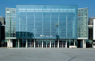 威乐水泵在北京新国际展览中心的应用