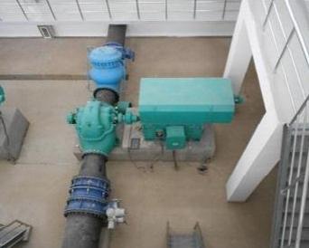 威乐水泵在榆林王圪堵水库供水净水厂的应用