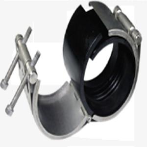 折叠式管道连接修补器