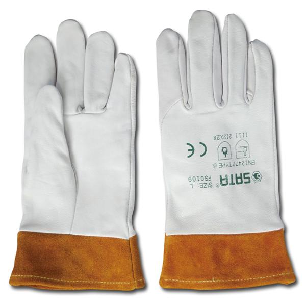 世达氩弧焊接用手套(FS0109/FS0110)